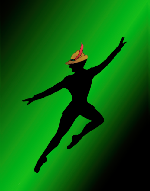 PeterPan logo on gr bkgd w paths8x10 diag gradient 300 res_flat